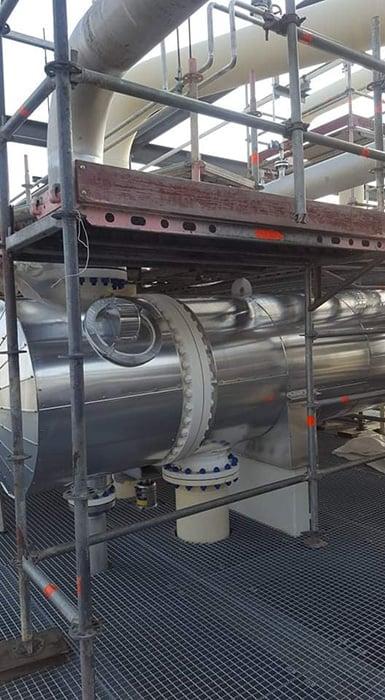 Ipari szigetelés- bádogozás Forlasz-bau Kft
